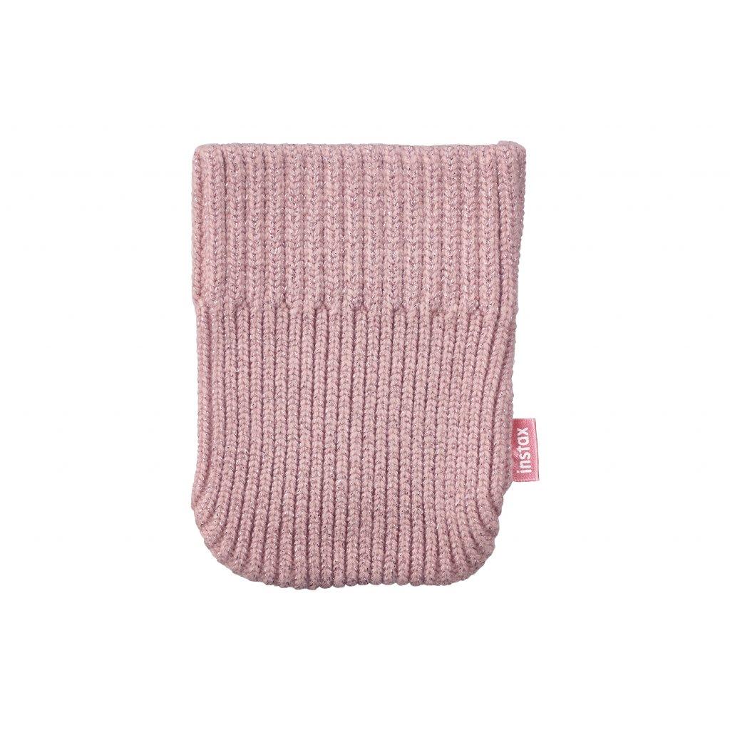 Fujifilm Instax Mini Link Sock Case Pink