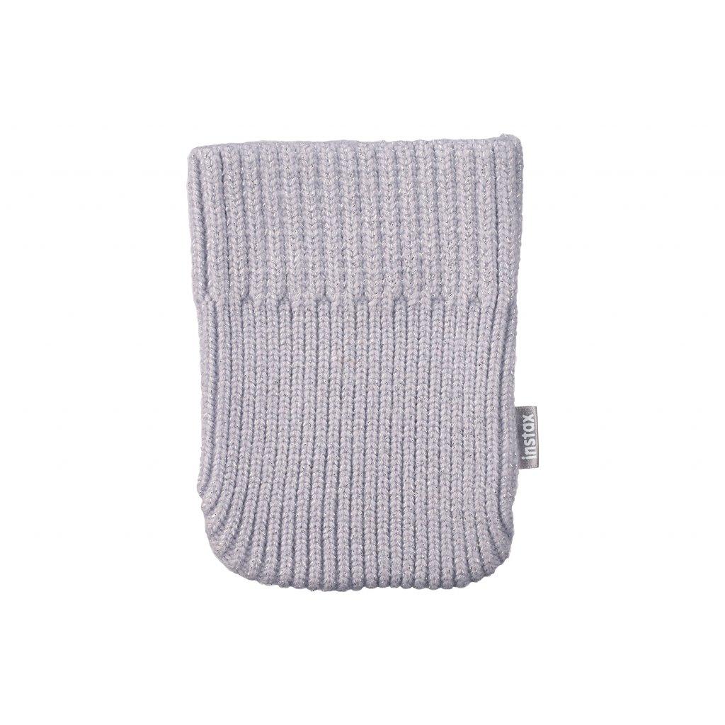 Fujifilm Instax Mini Link Sock Case Ash White
