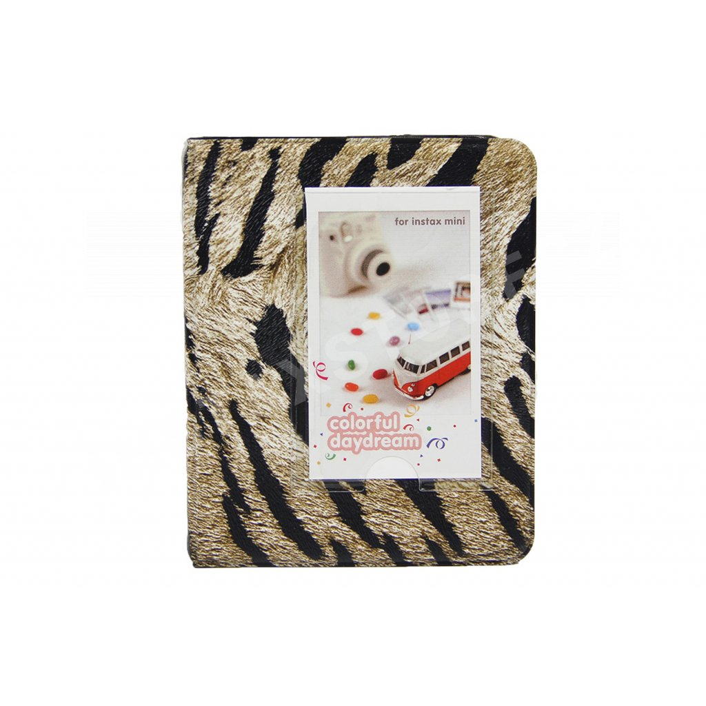Instax Mini Pocket Album Animal Tiger