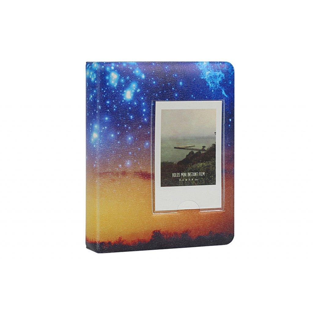 Instax Mini Pocket Album Starry Sky Yellow