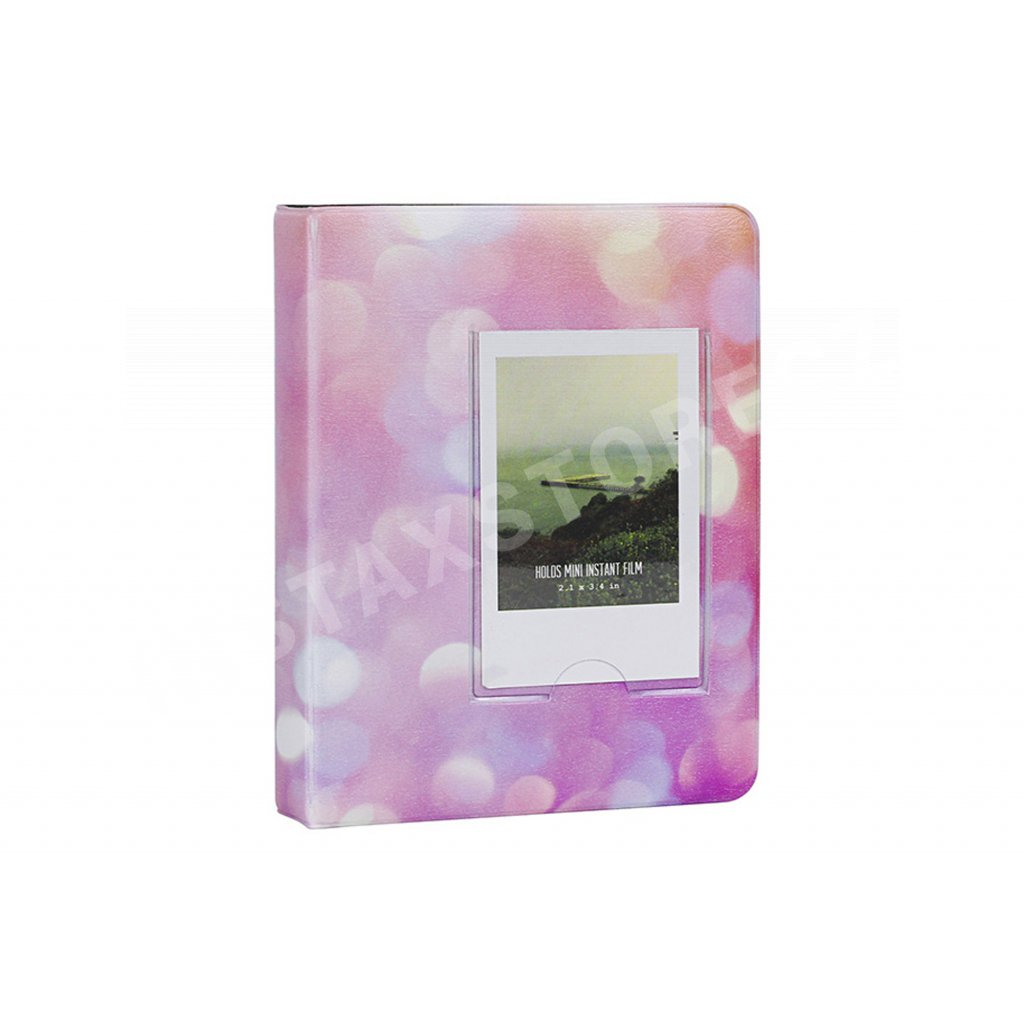 Instax Mini Pocket Album Starry Sky Pink