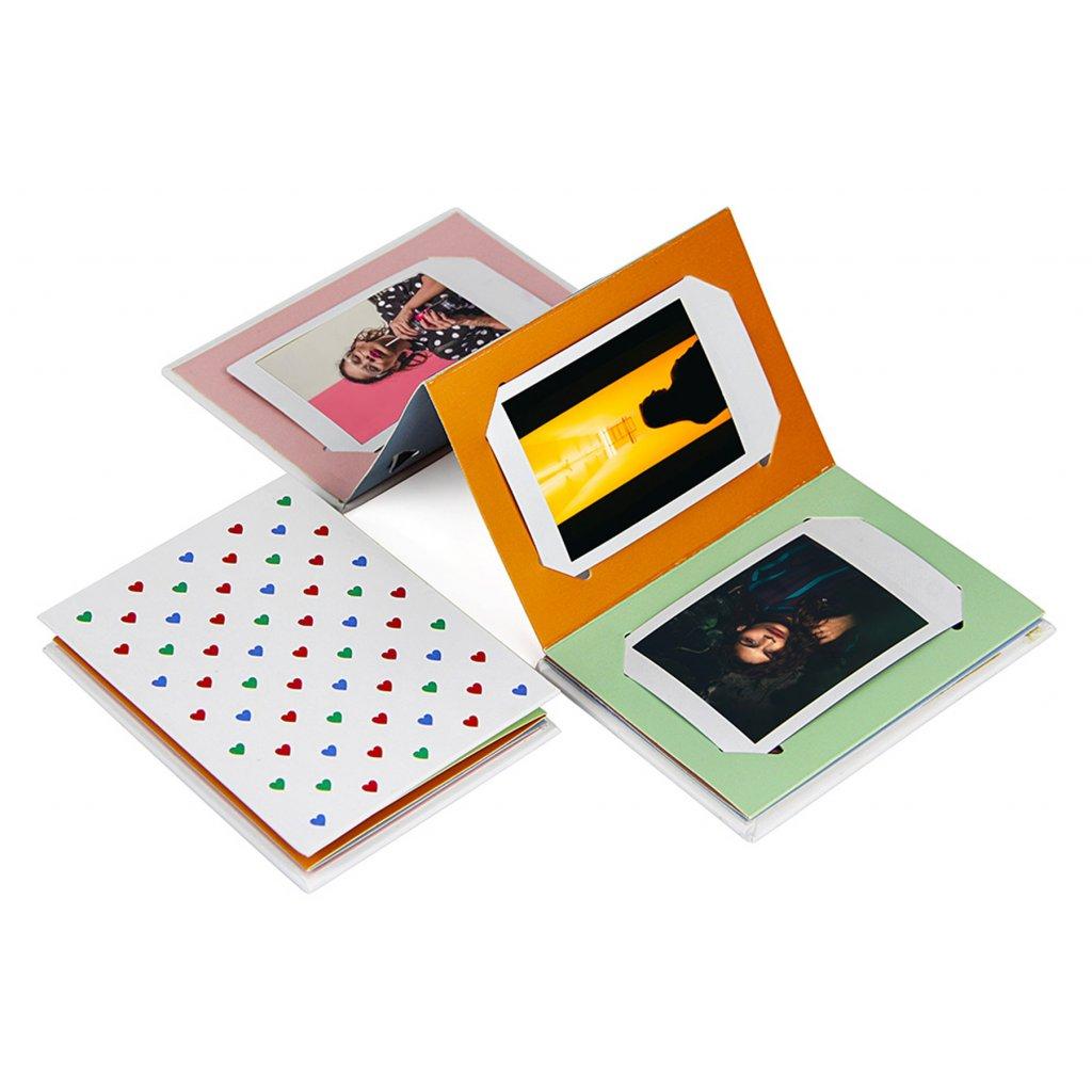 Instax Mini Pocket Album Organ Leporelo