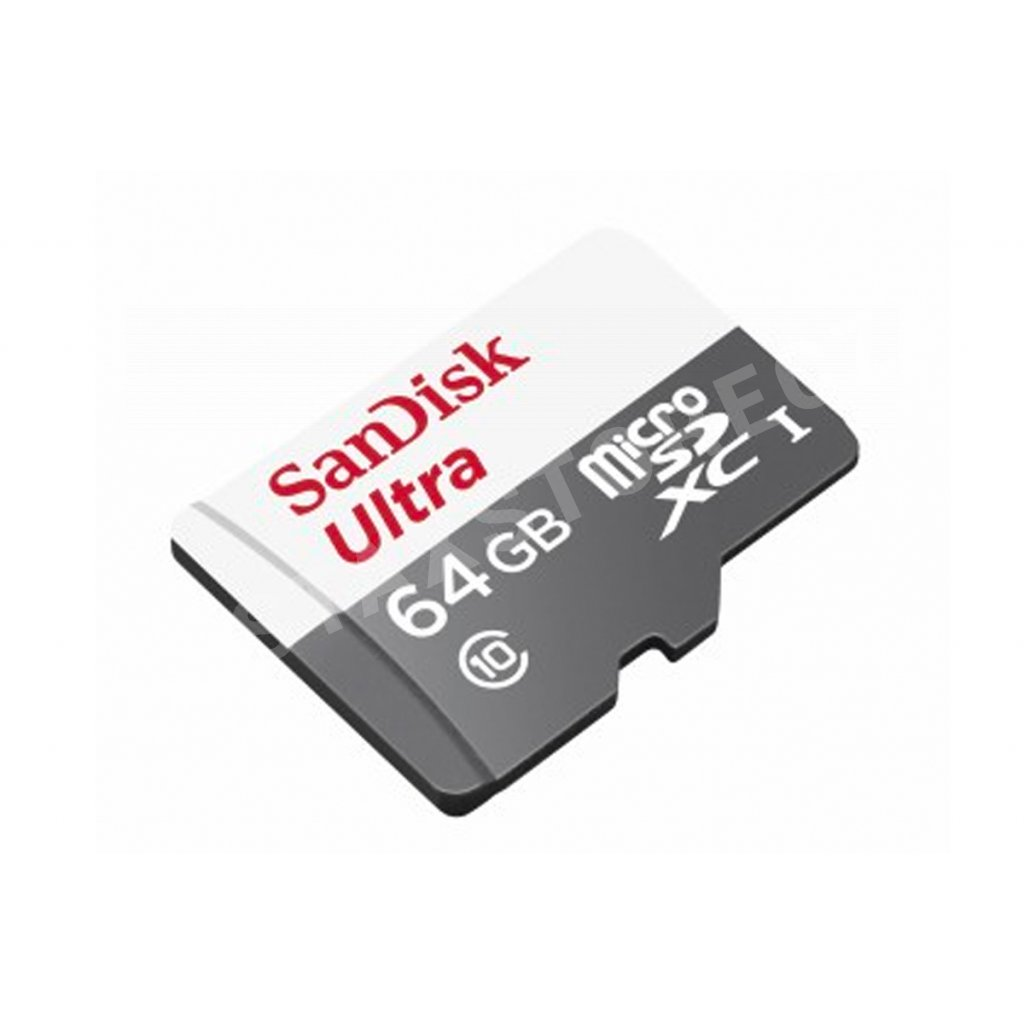 Sandisk Ultra microSDHC 64 GB 80 MB/s Class 10 UHS-I