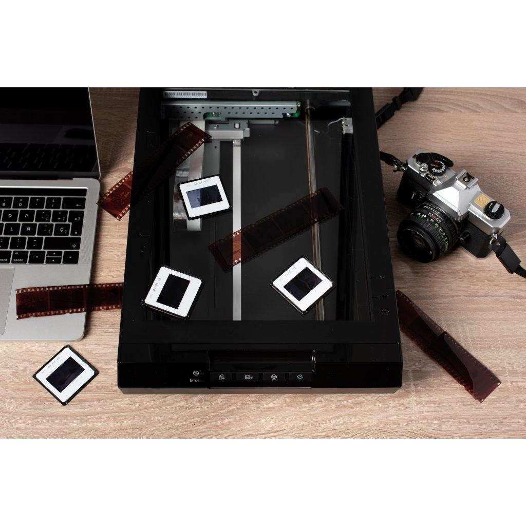 skenovani fotografií