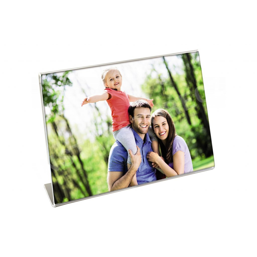 Hama Frame Acryl Clear Transparent Horizontal
