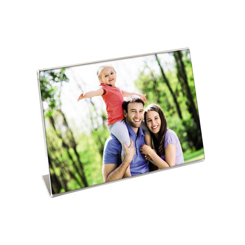 Hama Frame Acryl Clear Transparent Horizontal
