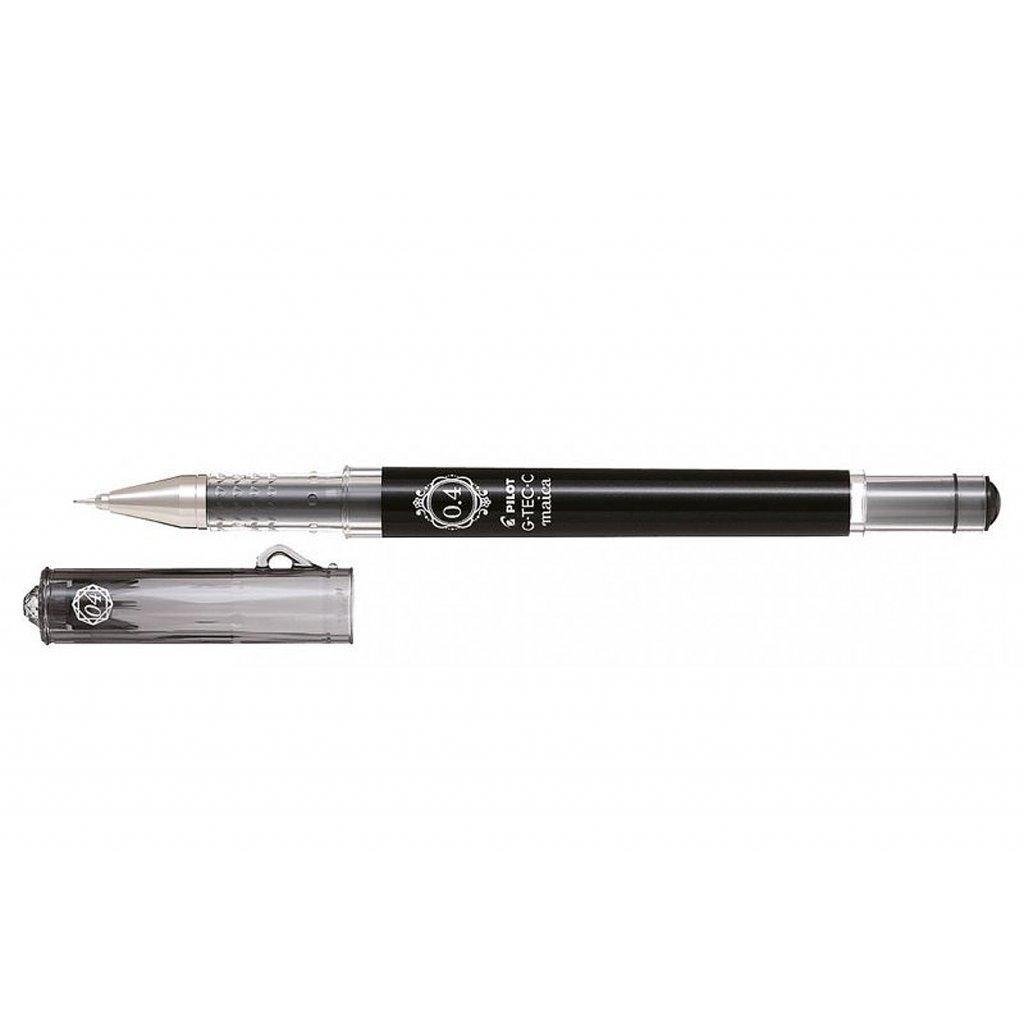 PILOT Maica Gel Ink Rollerball 0,4mm - Black