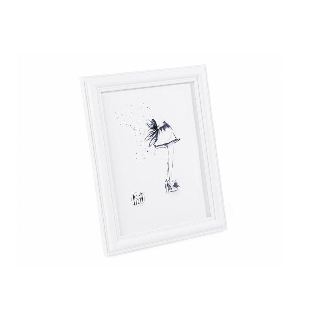 FOCUS Frame Tango Wood White 01