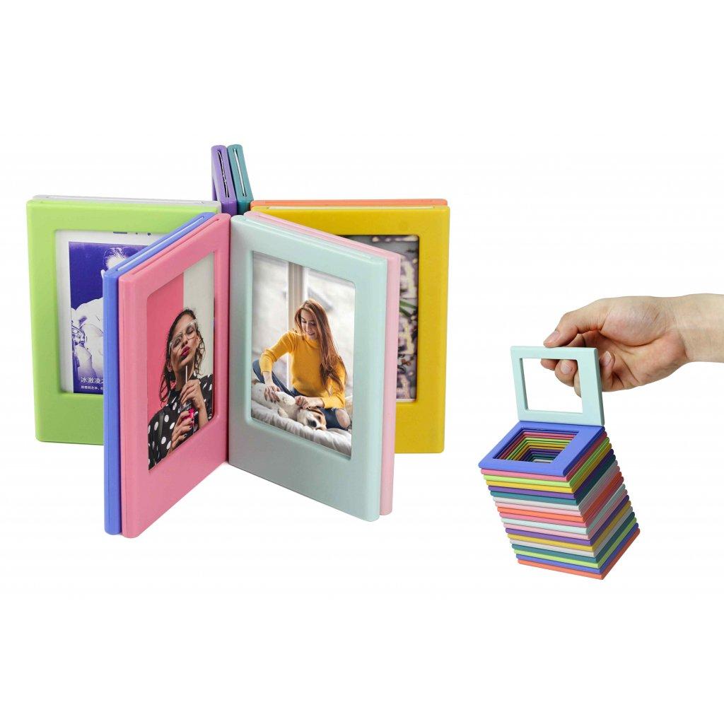 Magnet plastic Photo Frame 000