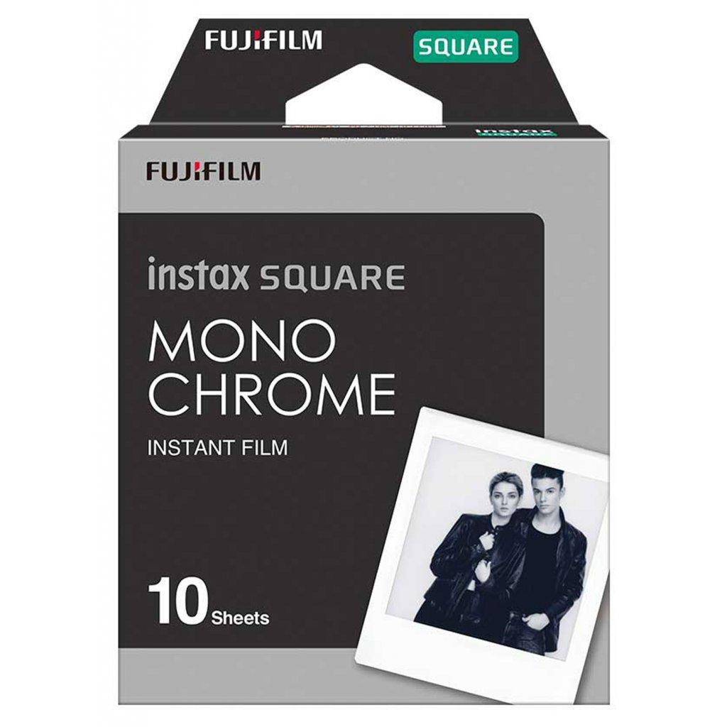 Fujifilm Instax Square film 10ks Monochrome