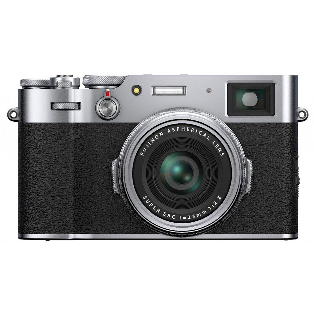 Fujifilm X100V Silver