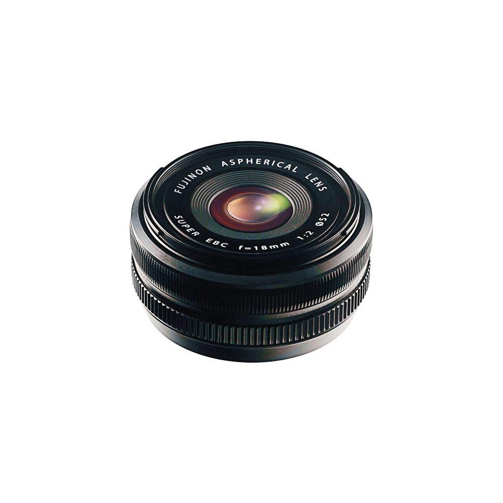 Fujifilm Fujinon XF 18mm F2 R Black (objektiv X-mount)