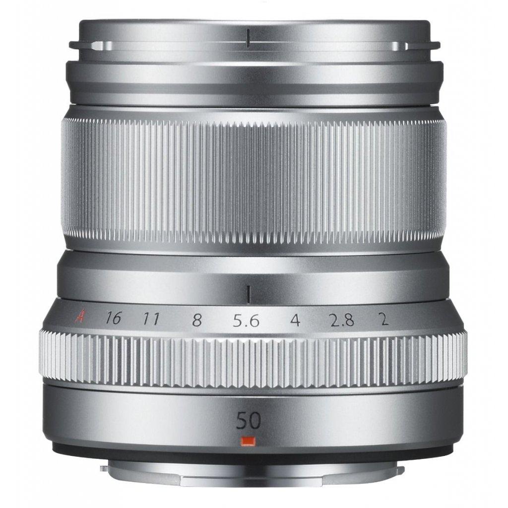 xf50mmf2 r wr silver horizontal
