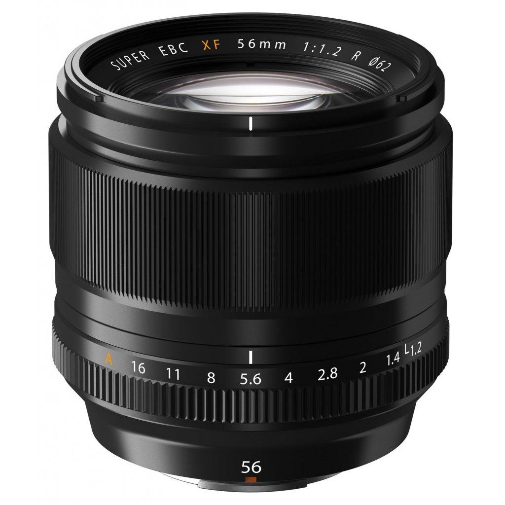 lens 56mm black front
