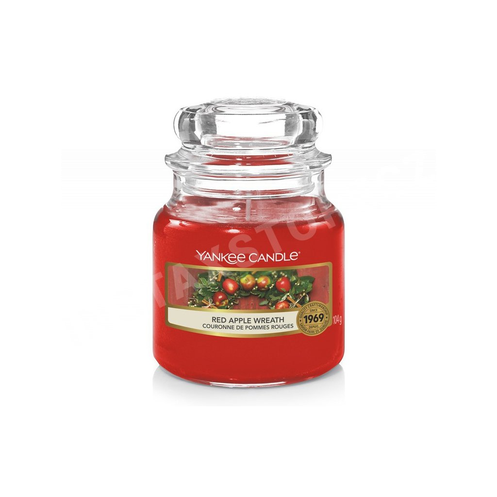 Yankee Candle - Red Classic S