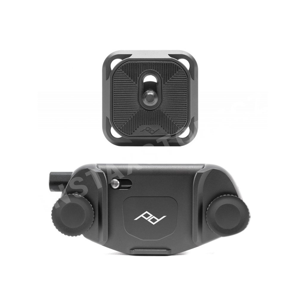 Peak Design Capture Camera Clip Black (držák s destičkou) od InstaxStore.cz