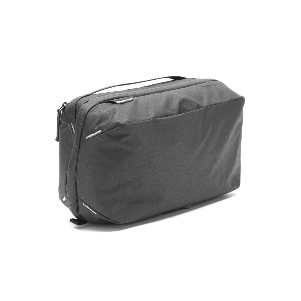 Peak Design Wash Pouch Black Travel Packing Tools (cestovní pouzdro) od InstaxStore.cz