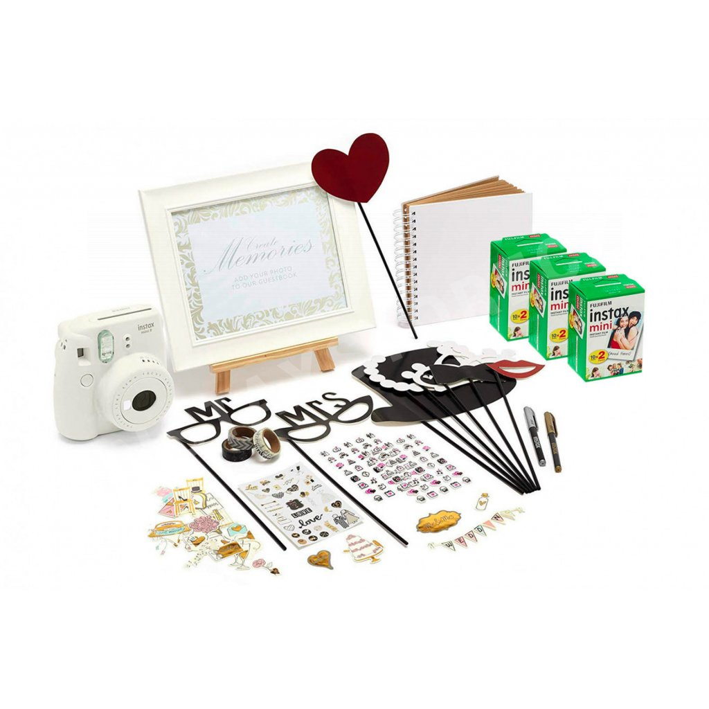 Fujifilm Instax Mini Wedding Bundle