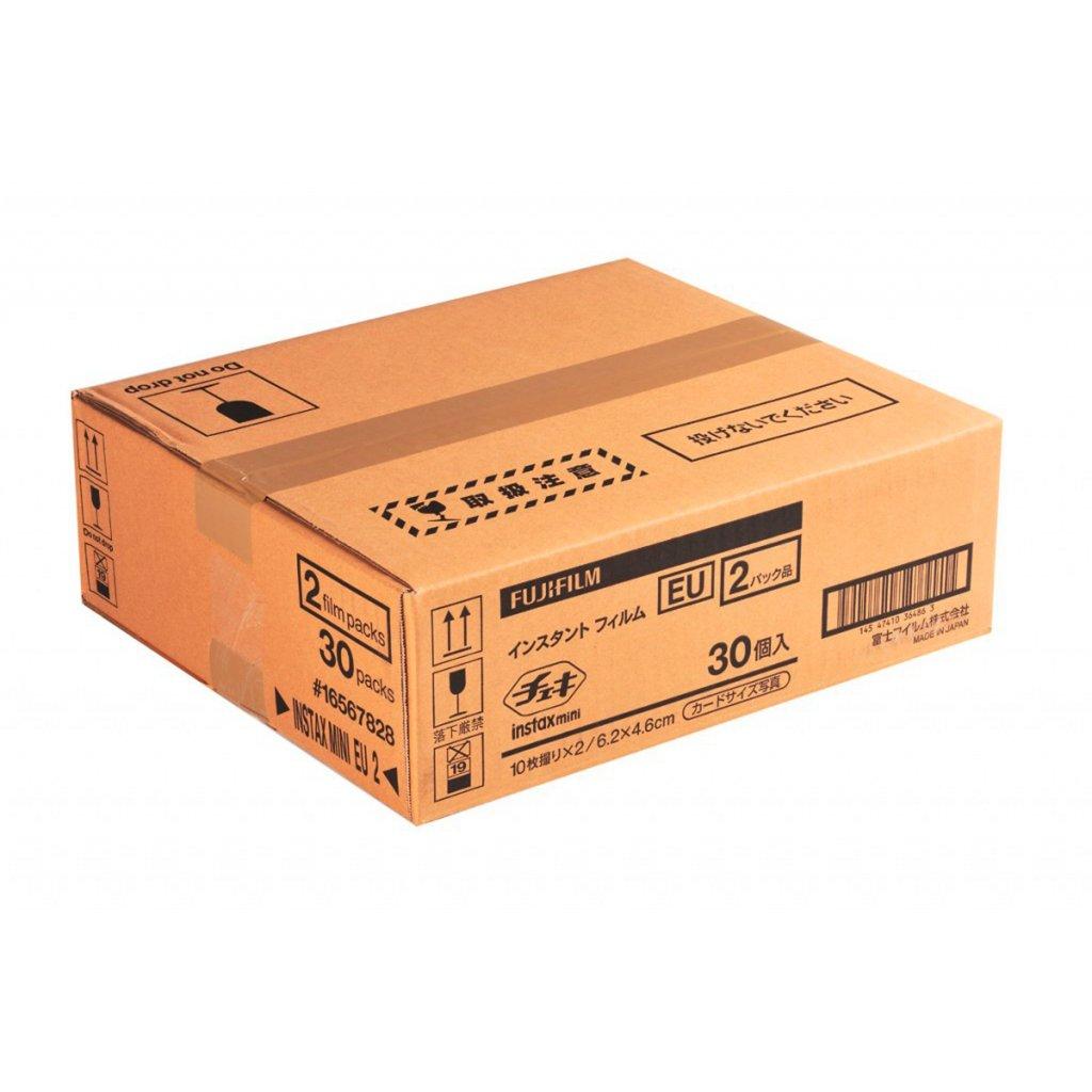 Fujifilm Instax Mini film 30x20ks