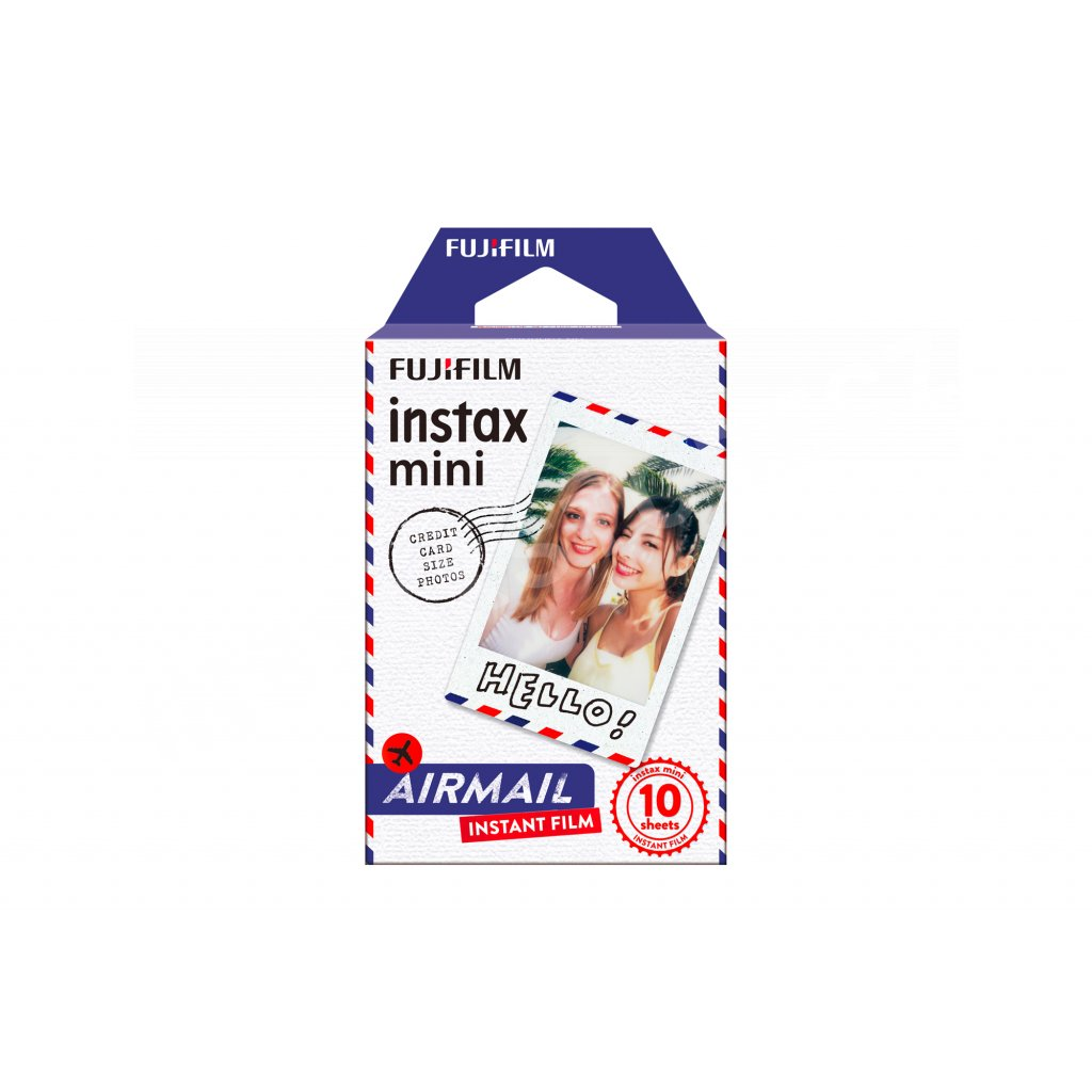 Fujifilm Instax Mini film 10ks Air Mail