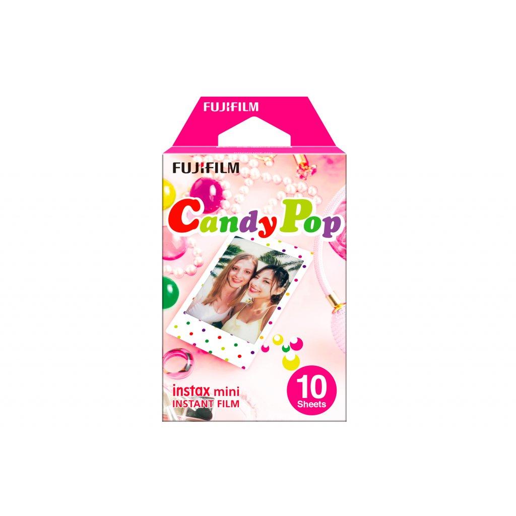 Fujifilm Instax Mini film 10ks Candy Pop