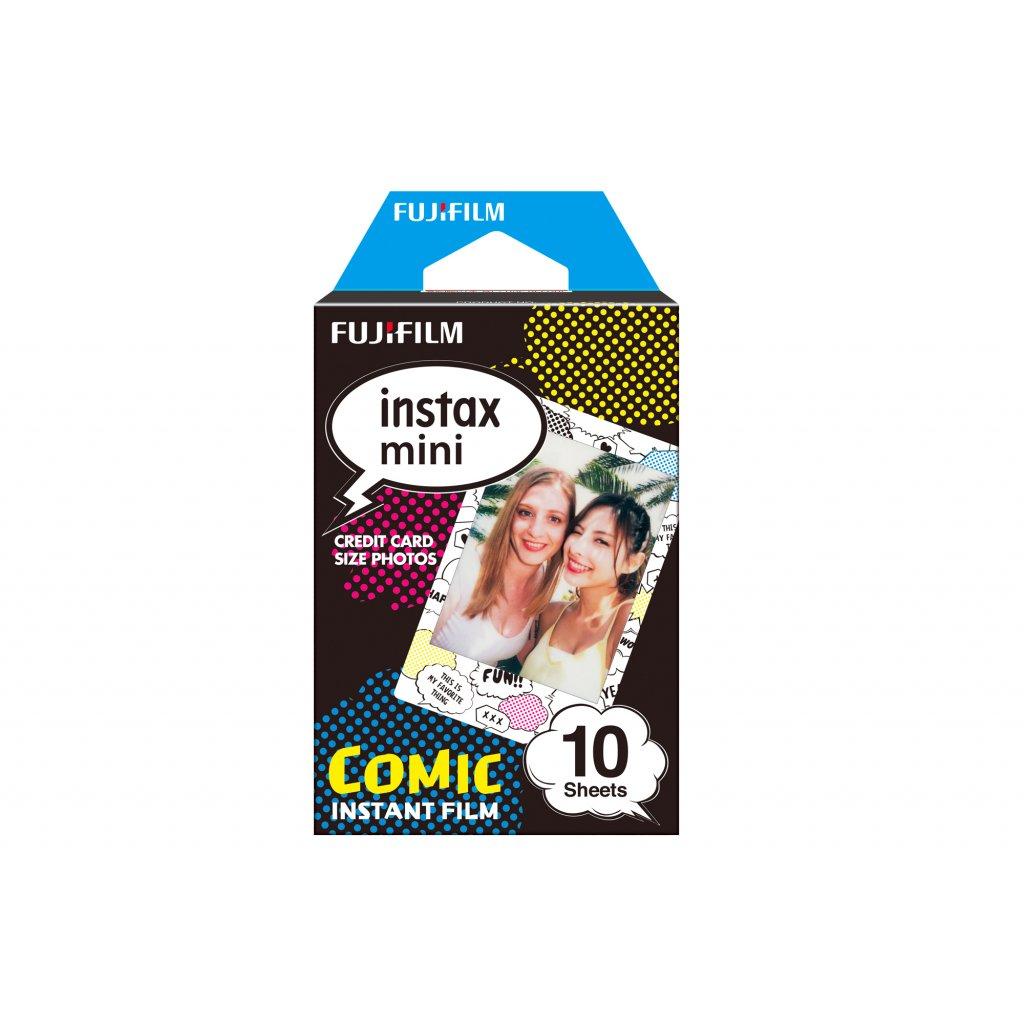 Fujifilm Instax Mini film 10ks Comic