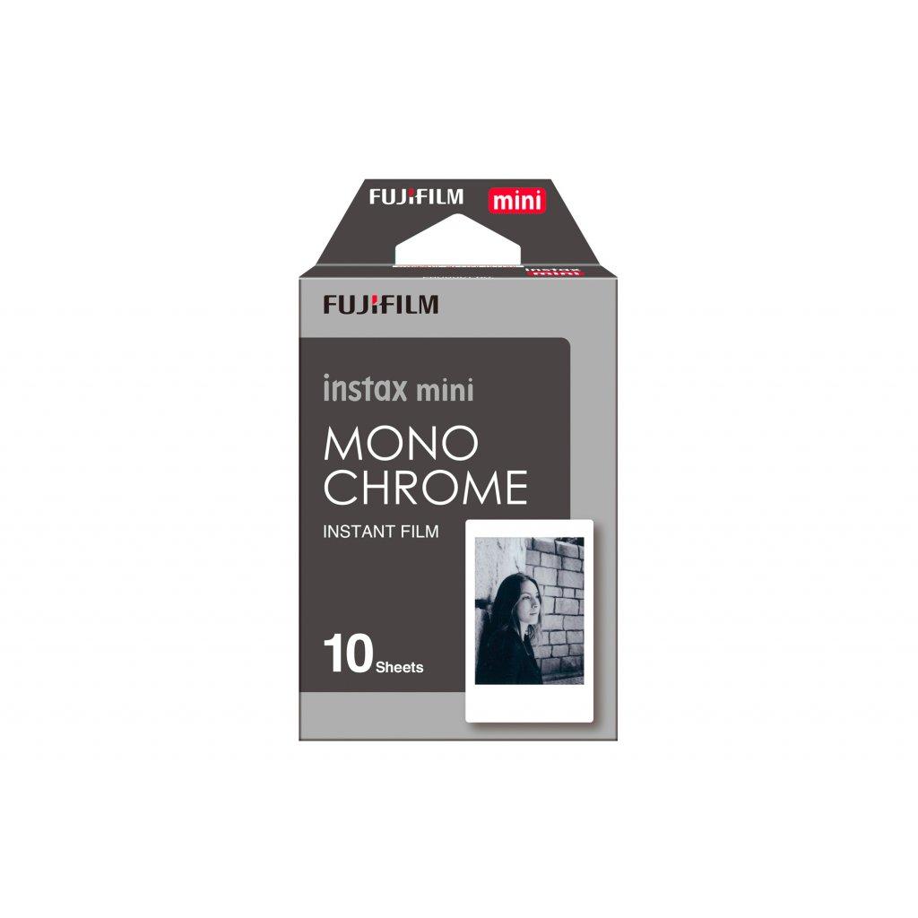 Fujifilm Instax Mini film 10ks Monochrome