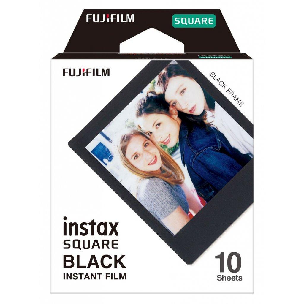 Fujifilm Instax Square film 10ks Black