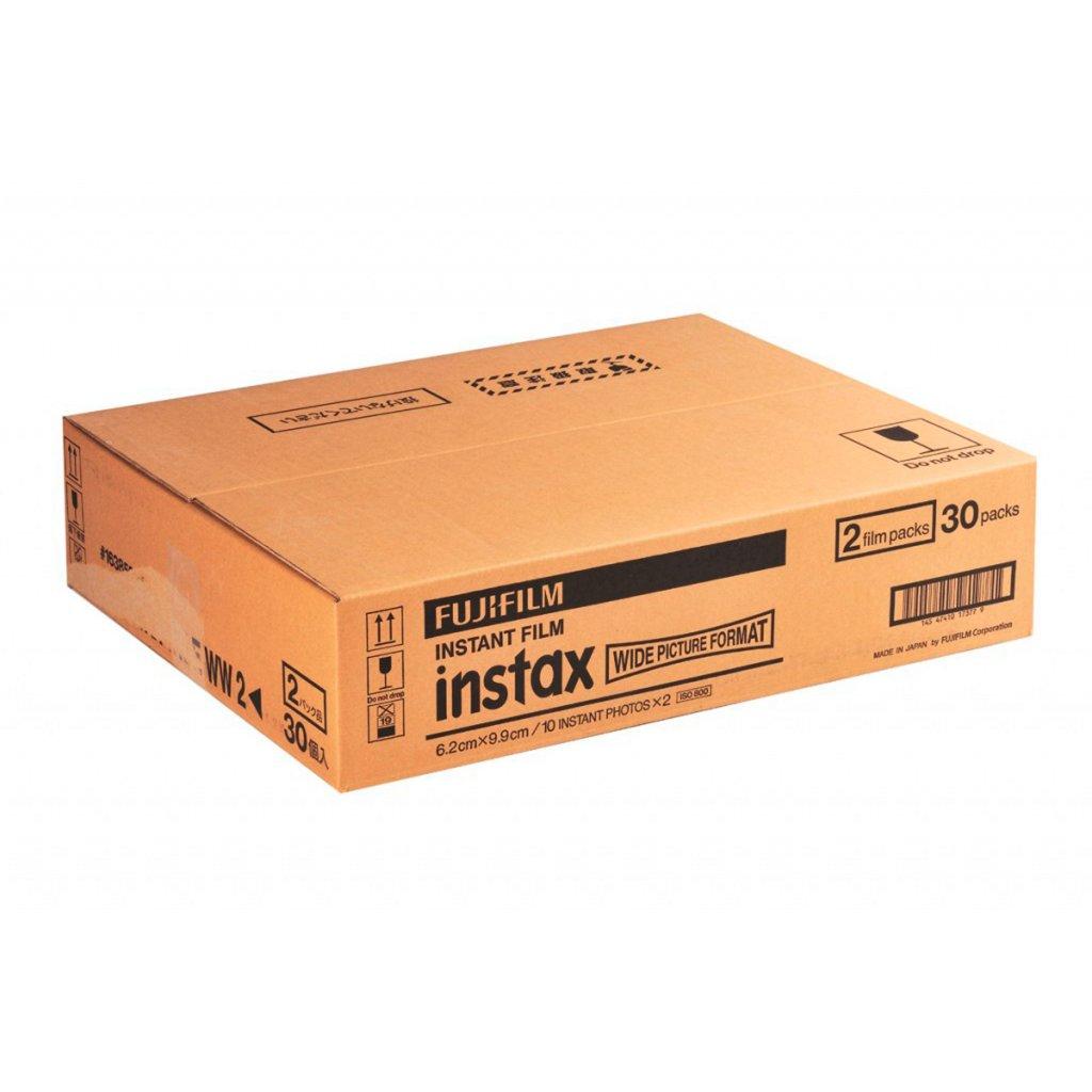 Fujifilm Instax Wide film 30x20ks