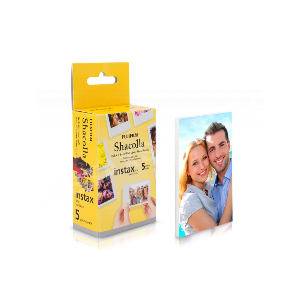 Fujifilm Instax Shacolla Box Mini (5ks)