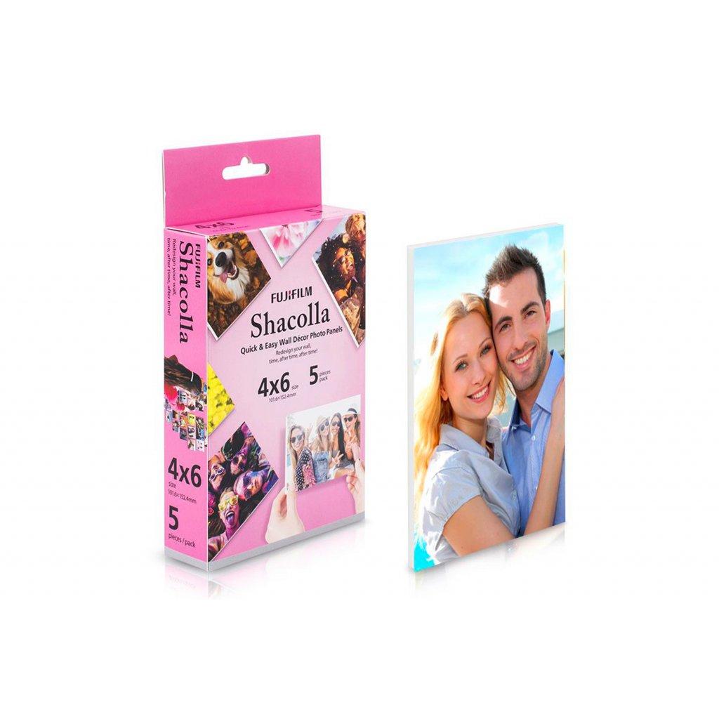 Fujifilm Instax Shacolla Box 4x6 (5ks)