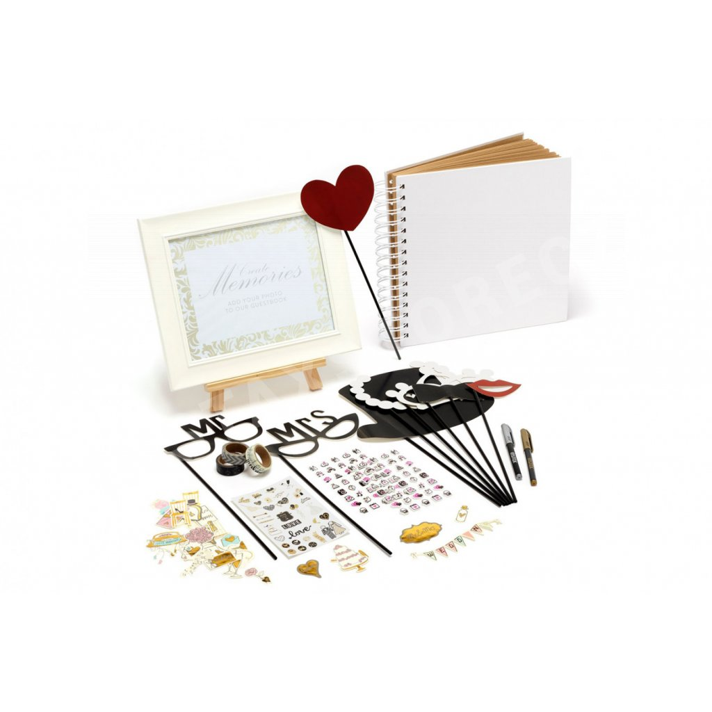 Fujifilm Instax Wedding Deco Set