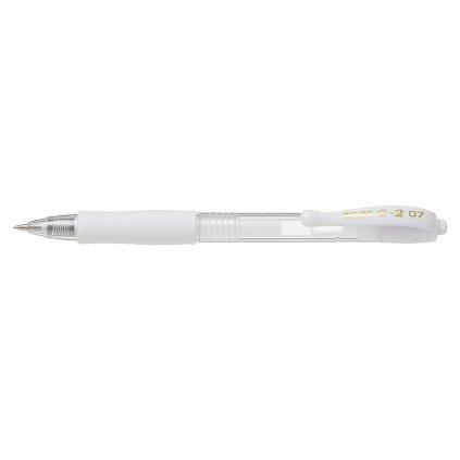 PILOT G2 Pastel 0.7mm White