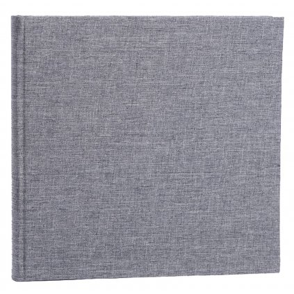 Focus Base Line Canvas Album 26x25 Gray