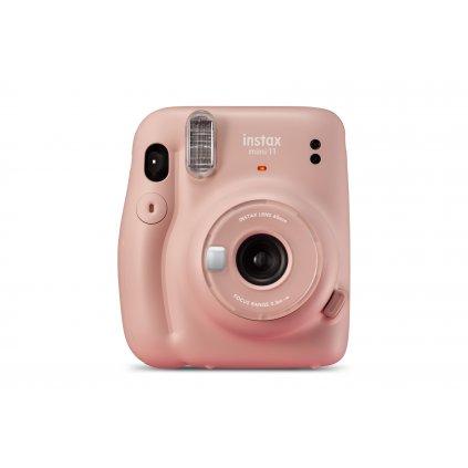 200120 Instax Mini 11 Pink Front 0100 retouch White kopie