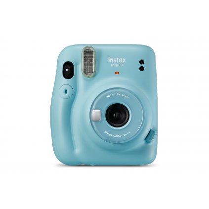 200120 Instax Mini 11 Blue Front 0054 retouch White kopie