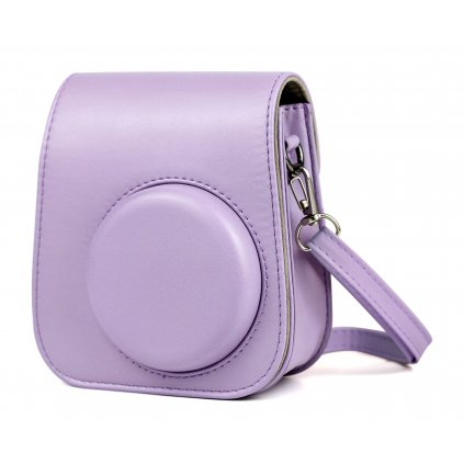 Fujifilm Instax Mini 11 Case Leather Lilac Purple