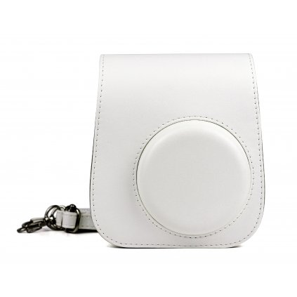 Fujifilm Instax Mini 11 Case Leather Ice White