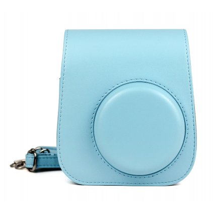Fujifilm Instax Mini 11 Case Leather Sky Blue