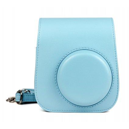 Fujifilm Instax Mini 11 Case Leather Sky Blue