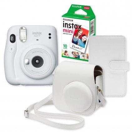 Instax Mini 11 Set Standard IceWhite