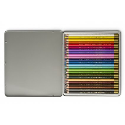 PrintWorks Color Pencils Classic 24pcs Set