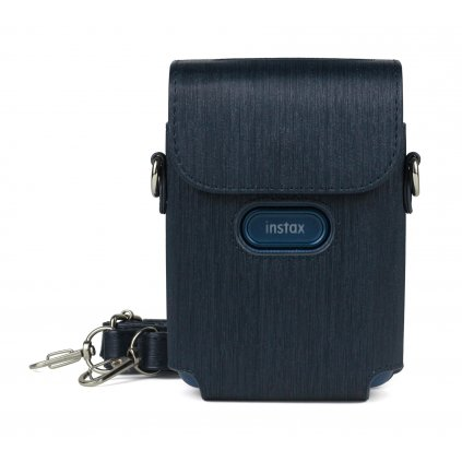 Instax Mini Link Case - Blue (brašna s popruhem)
