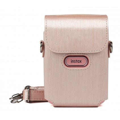 Instax Mini Link Case - Pink (brašna s popruhem)