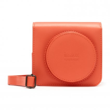 Instax Square SQ1 Case Terracotta Orange