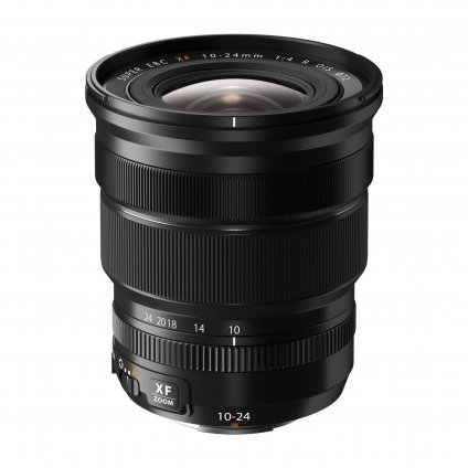 Fujifilm Fujinon XF 10-24mm F4 R OIS WR Black (objektiv X-mount)