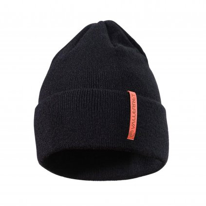 Vallerret Stash Beanie Black (čepice)