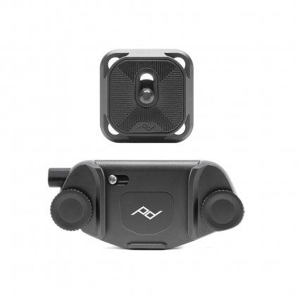 Peak Design Capture Camera Clip Black (držák s destičkou) od InstaxStore.cz