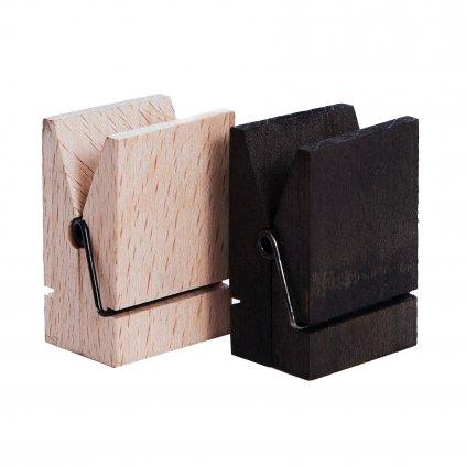 Focus Wooden Clip with Magnet (dřevěný kolíček s magnetem)