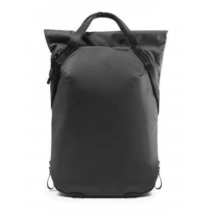 Peak Design Everyday Totepack 20L Black (kombinace taška a batohu) od InstaxStore.cz